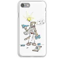 Pychatgore iPhone Case/Skin
