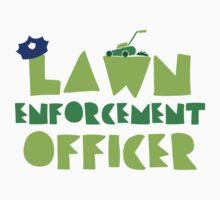 LAWN enforcement officer One Piece - Short Sleeve