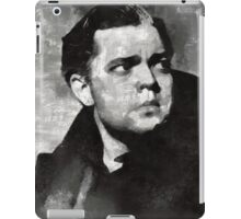 Orson Welles Vintage Hollywood Actor iPad Case/Skin