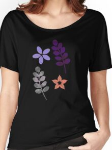 Flower Pattern VI Women's Relaxed Fit T-Shirt