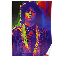 psychedelic keith Poster