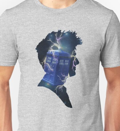 Doctor Who Traveling Tardis Unisex T-Shirt