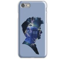 Doctor Who Traveling Tardis iPhone Case/Skin