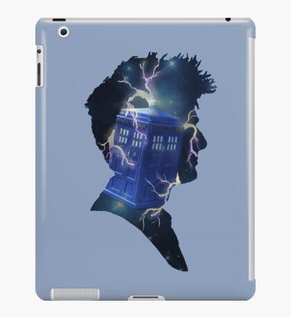 Doctor Who Traveling Tardis iPad Case/Skin
