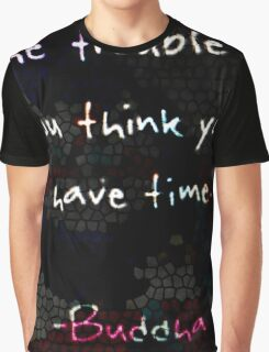 Time by Spiritualarty Graphic T-Shirt