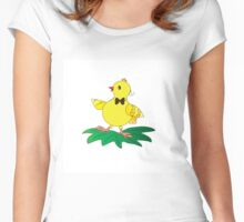 Chicken Women's Fitted Scoop T-Shirt