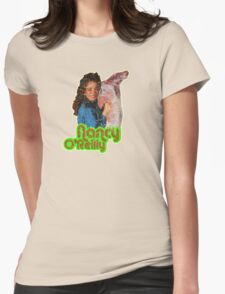 Nancy O'Reilly Womens Fitted T-Shirt