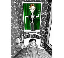 The Boy who Dreamed of David Bowie  Photographic Print