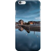 River Tawe and Swansea Marina iPhone Case/Skin