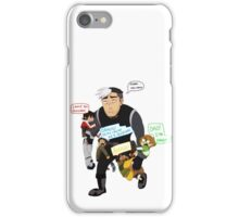 Voltron - Poor Space Dad iPhone Case/Skin