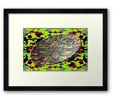 Seeds of Utopia Framed Print
