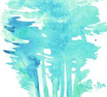 Summer in the Woods Sticker