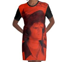 Howard Stern - Celebrity Graphic T-Shirt Dress