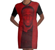 Kevin Hart - Celebrity Graphic T-Shirt Dress
