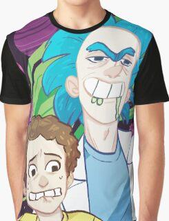 Wabba Lubba Dub Dub Graphic T-Shirt