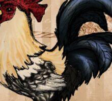 Rooster II Sticker