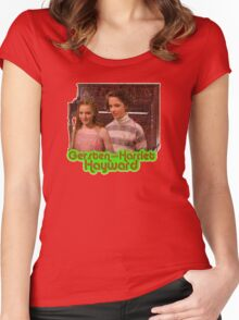 The Hayward Sisters Women's Fitted Scoop T-Shirt