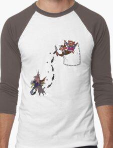 The Great Pocket Detective Men's Baseball ¾ T-Shirt