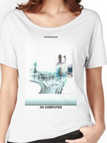 Ok Computer Women's Relaxed Fit T-Shirt