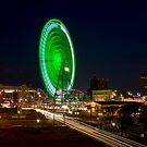 Yokohama Wheel from The Pacifico by Paul Campbell  Photography