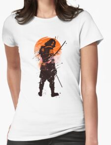Samurai - Limited edition 2016 Womens Fitted T-Shirt