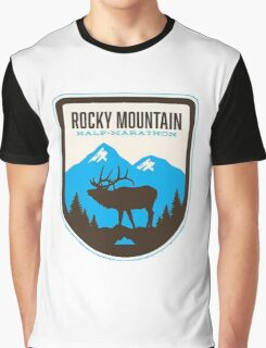 rocky mountain Graphic T-Shirt