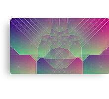 Chipset Canvas Print