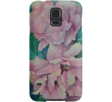Two Peonies Samsung Galaxy Case/Skin