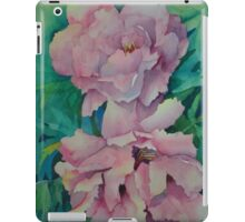 Two Peonies iPad Case/Skin
