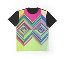 Psychedelic Eyes, Variant Graphic T-Shirt