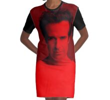 David Copperfield - Celebrity Graphic T-Shirt Dress