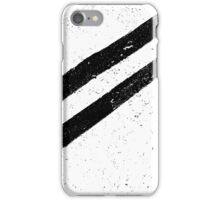 STREET SLANG / Stripes 1 iPhone Case/Skin