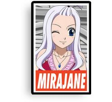 (FAIRY TAIL) Mirajane Canvas Print