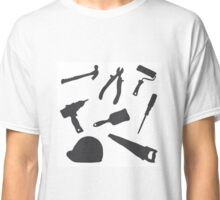 Collection building tools Classic T-Shirt