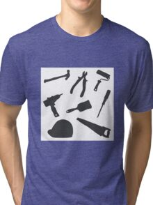 Collection building tools Tri-blend T-Shirt