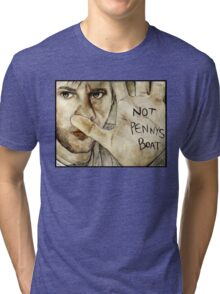 Not Pennys Boat Tri-blend T-Shirt