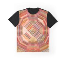Dots And Lines Graphic T-Shirt