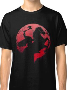 Spatar in red moon Classic T-Shirt
