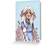 LION GODDESS - Allura Greeting Card