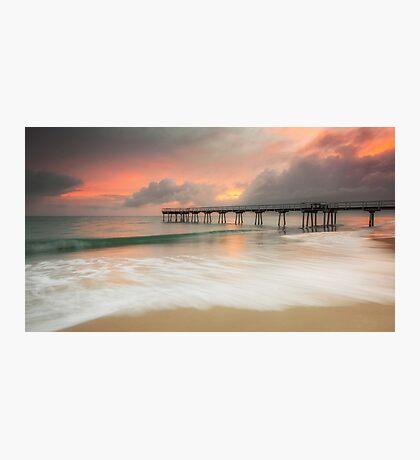 Vitamin Sea - Hervey Bay Qld Australia Photographic Print