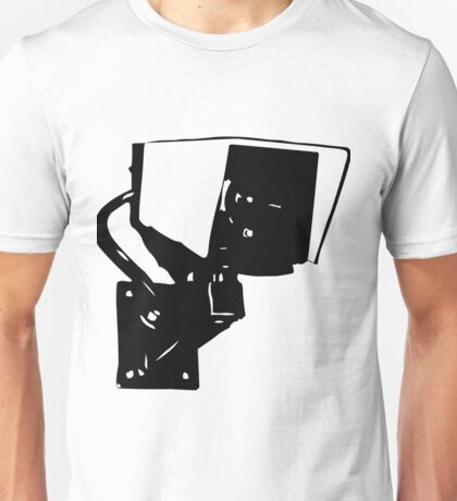 Security Camera Unisex T-Shirt