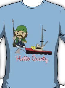 Hello Quinty T-Shirt