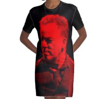 Bruce Springsteen - Celebrity Graphic T-Shirt Dress