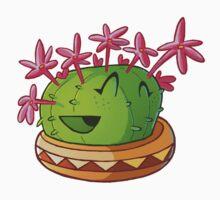 Flowering cactus One Piece - Short Sleeve