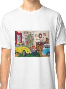 Taxi Bug the Volky Bug's Xmas 2015 Classic T-Shirt