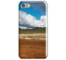 Paysage double-montage iPhone Case/Skin