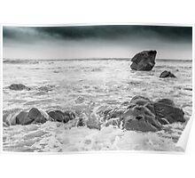 Newgale Beach, Pembrokeshire Poster