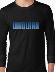 Whovian Long Sleeve T-Shirt