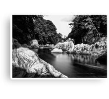 River Feugh - Aberdeenshire Canvas Print