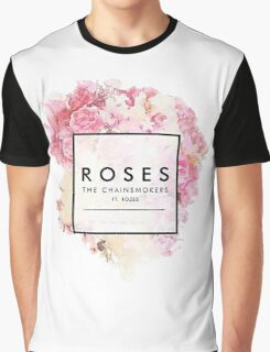 Chainsmokers- Roses Graphic T-Shirt